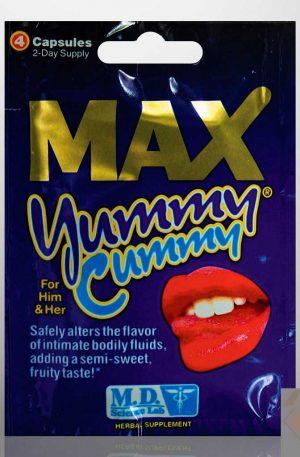 Max Yummy Cummy Herbal Supplement