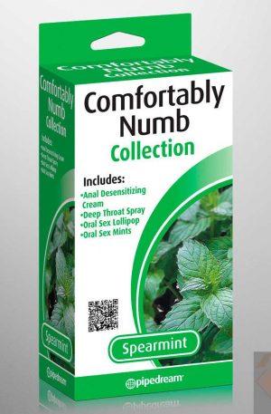 Comfortably Numb Pleasure Kit - Spearmint