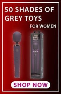 50 SHADES OF GREY TOYS