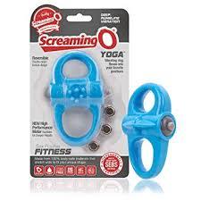 Screaming O Yoga Versatile Vibrating Ring