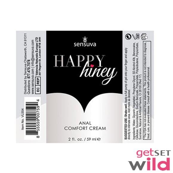 Sensuva Happy Hiney Anal Comfort Cream 59 ml (2)