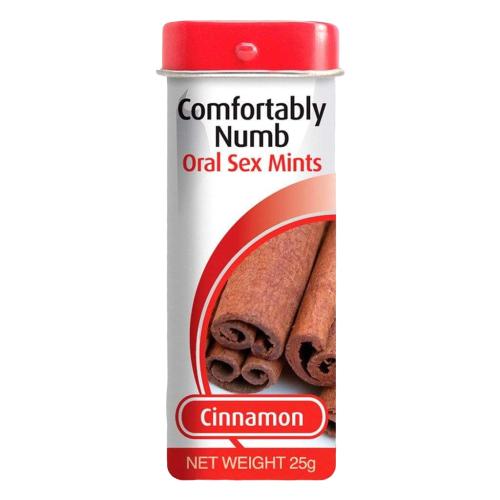 Comfortably Numb Mints