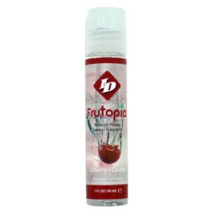 ID Lubricants Frutopia Cherry Cerise Flavoured Water Based Lubricant 30 ml