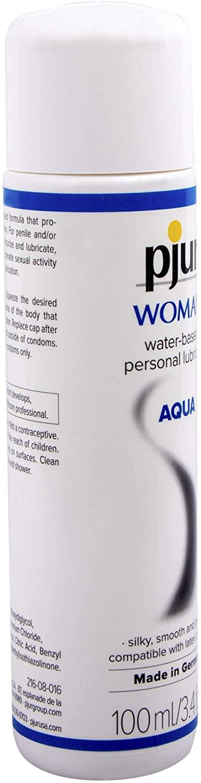 Pjur Woman Aqua Water Based Personal Lubricant
