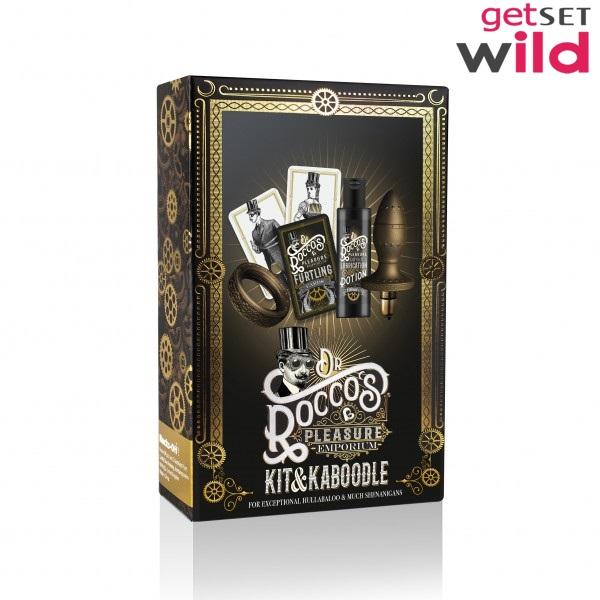 Dr Rocco's Pleasure Emporium Presents - Kit and Kaboodle