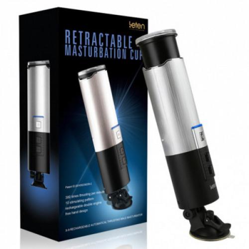 Automatic Retractable Masturbation Cup